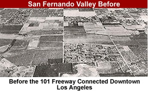 San Fernando Valley Before Development